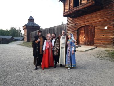 В музее «Тальцы» состоялась премьера оперы «Царская невеста»