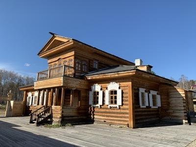 Архитектурно-этнографический музей «Тальцы» переходит на зимнее время работы
