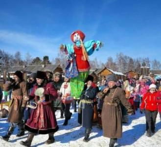 Масленица в архитектурно-этнографический музее «Тальцы»  состоится 29 февраля и 1 марта