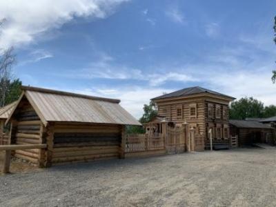 Фельдшерско-акушерский пункт открылся в Архитектурно – этнографическом музее «Тальцы»