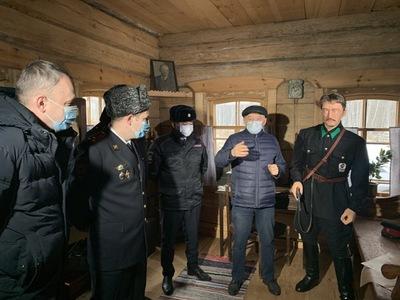 В Иркутском музее «Тальцы» к 100-летию службы участковых уполномоченных готовится экспозиция «Сельский милиционер»
